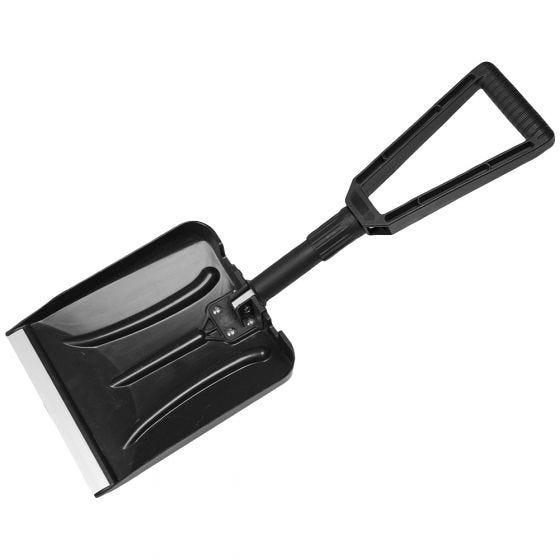 Mil-Tec ABS Opvouwbare Sneeuwschoffel - Zwart