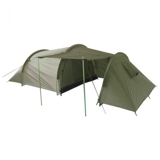 Mil-Tec Driepersoons Tent met Opslagvak