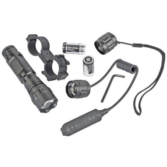 Remington TACTLED Zaklamp Tactisch Multifunctioneel - Zwart