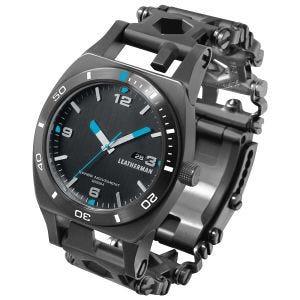 Leatherman Tread Tempo Horloge - Zwart