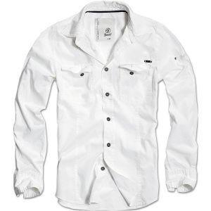 Brandit SlimFit Overhemd - Wit