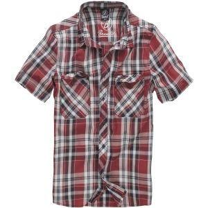 Brandit Roadstar Overhemd - Rood