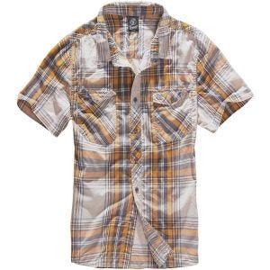 Brandit Roadstar Overhemd - Sand/Geel