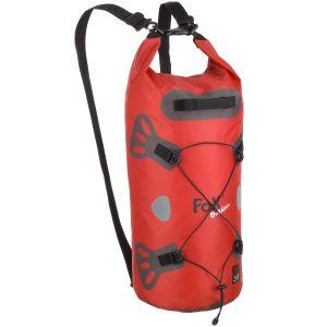 Fox Outdoor DRY PAK 30 Duffeltas Waterdicht - Rood