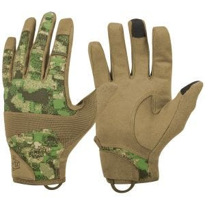 Helikon Range Tactical Harde Handschoenen - PenCott WildWood/Coyote