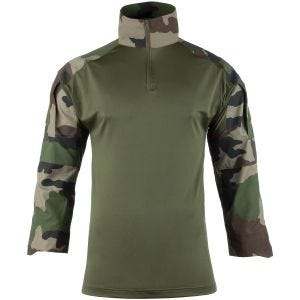 Mil-Tec Warrior Overhemd met Elleboogbeschermers - CCE