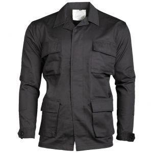 Mil-Tec BDU Gevechtsshirt - Zwart