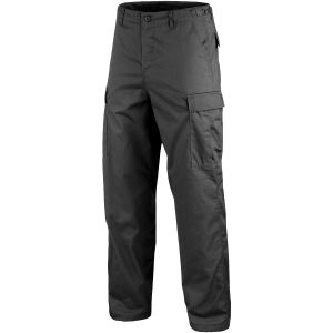 Mil-Tec BDU Ranger Gevechtsbroek - Zwart