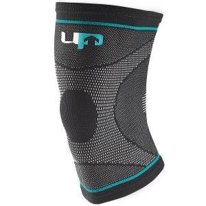 Ultimate Performance Level 2 Knie-ondersteuning Elastisch - Zwart